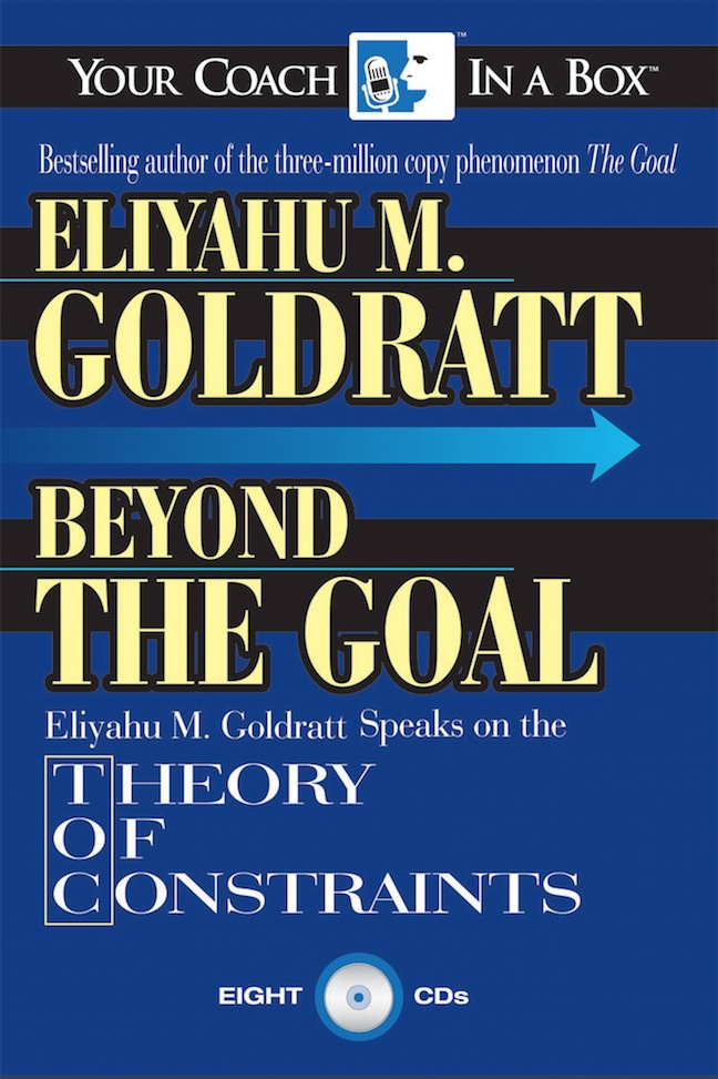 toc products goldratt marketing beyond the goal