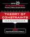 The TOC Thinking Processes (Chapter 23 of the Theory of Constraints Handbook)